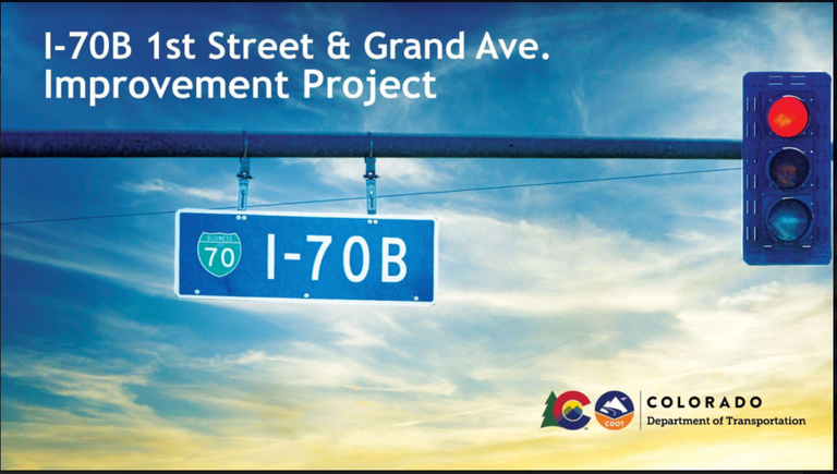 I-70 B Project Virtual Engagement Presentation cover photo