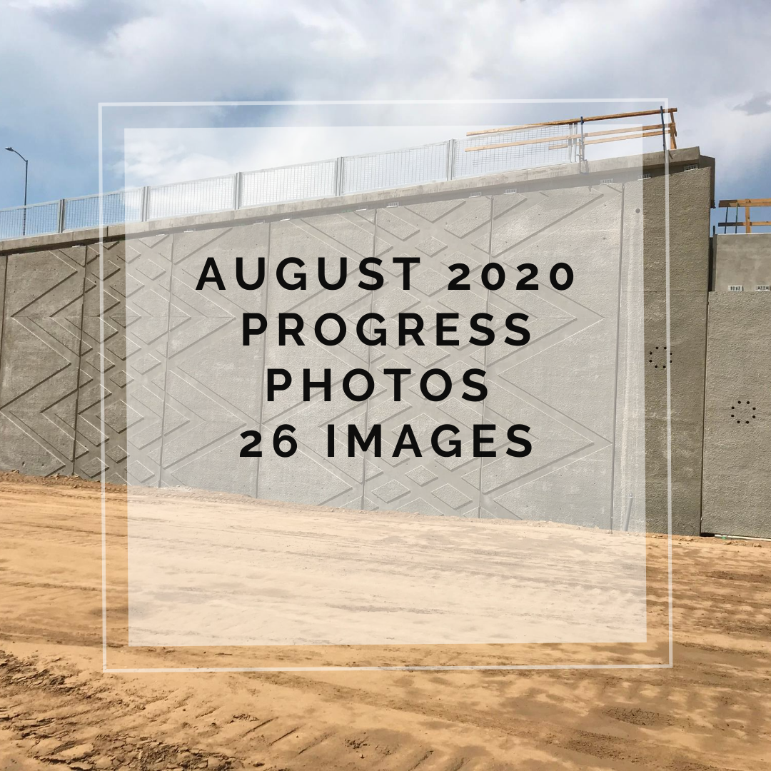 August 2020 Central 70 Project Photo Slideshow