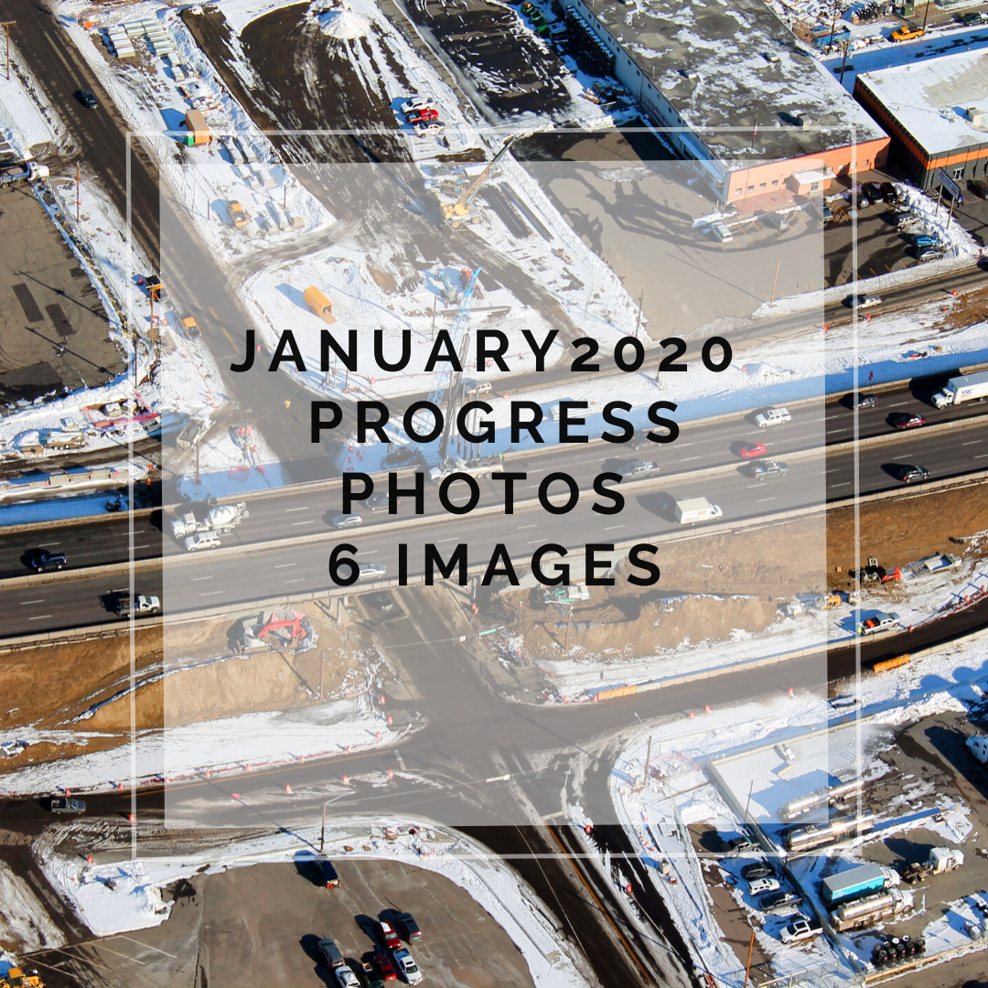 January 2020 Central 70 Project Photo Slideshow