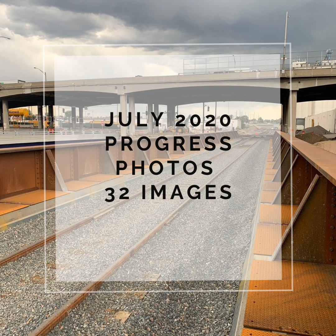 July 2020 Central 70 Project Photo Slideshow