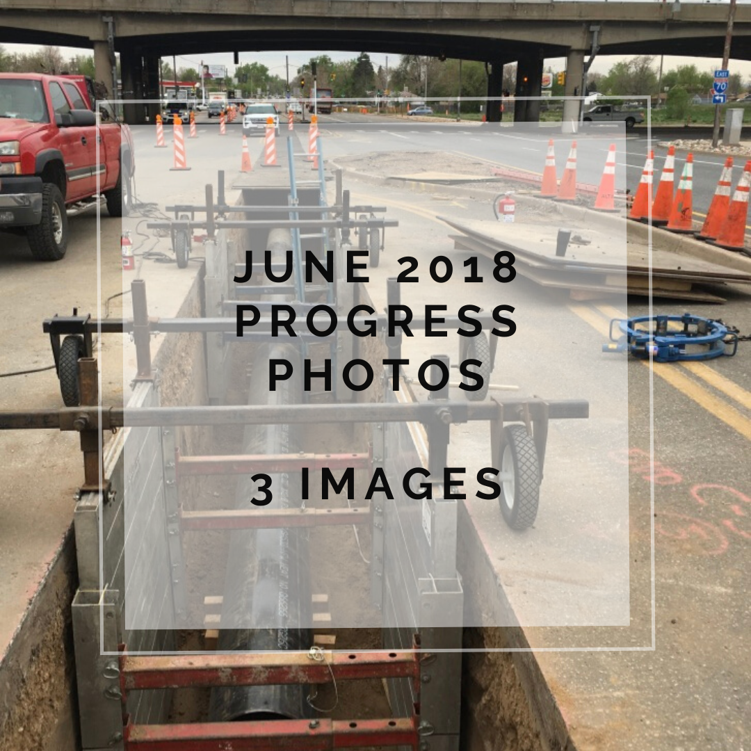 June 2018 Central 70 Project Photo Slideshow