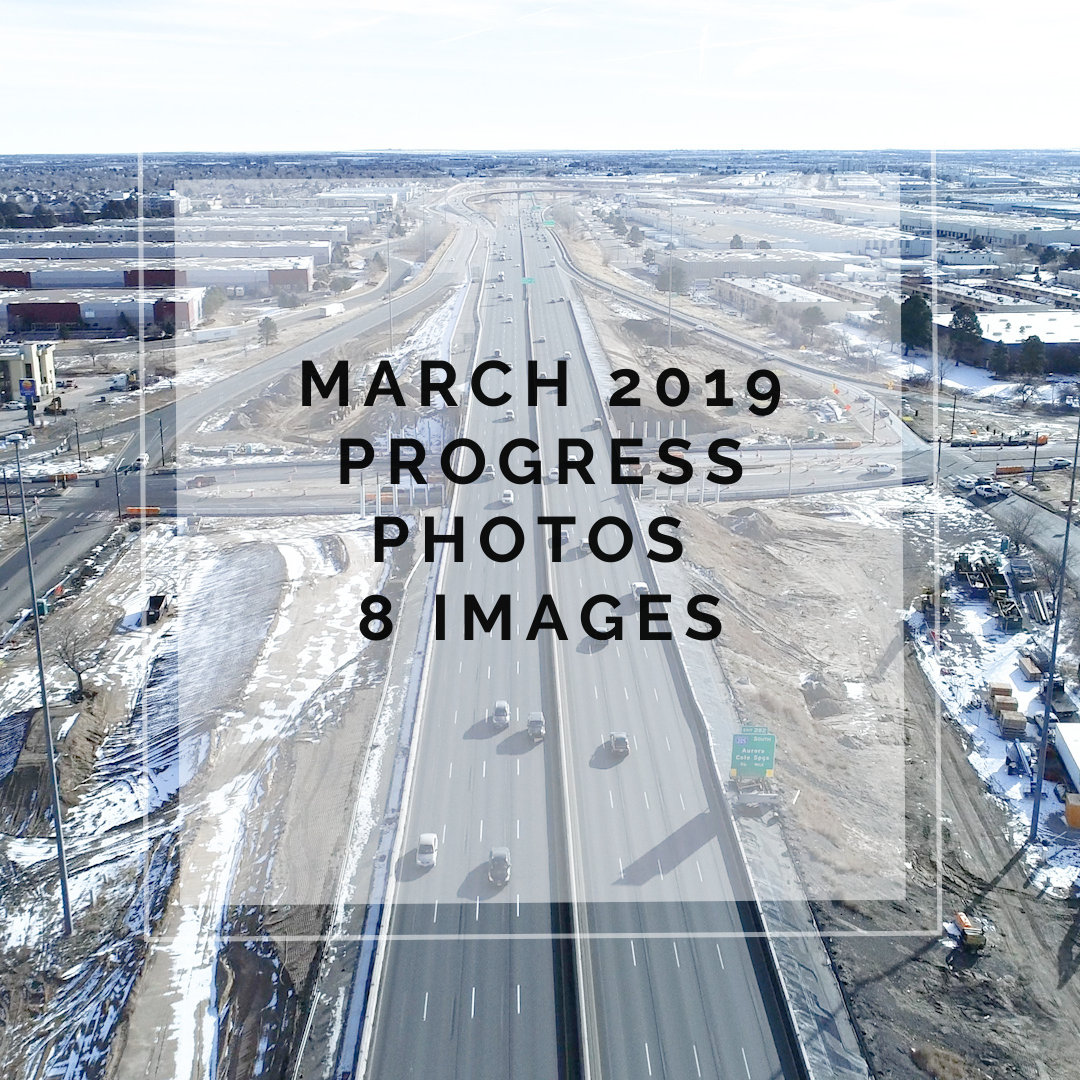 March 2019 Central 70 Project Photo Slideshow