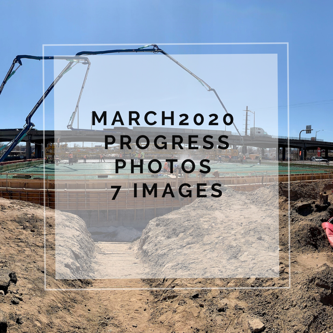 March 2020 Central 70 Project Photo Slideshow