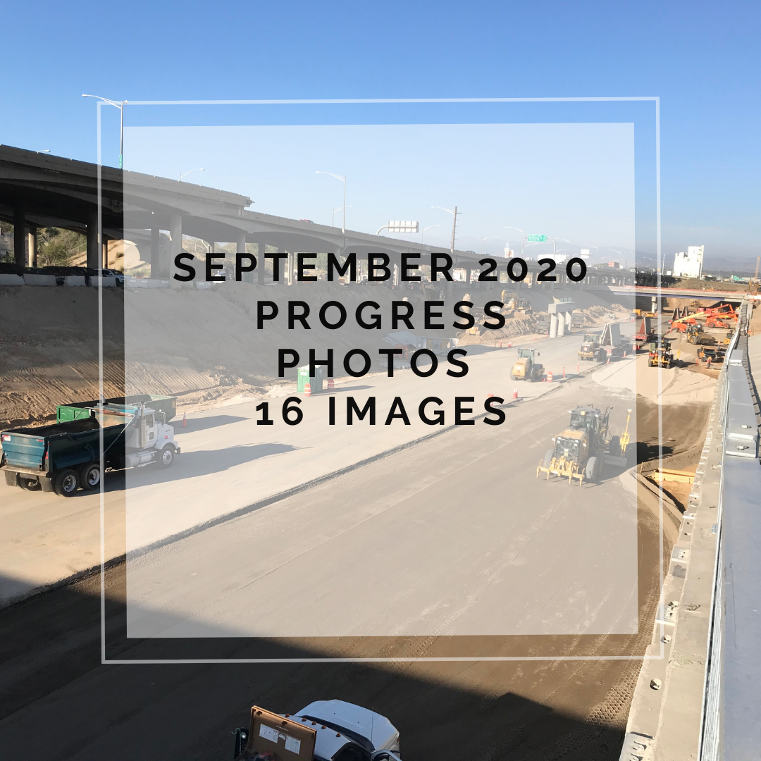 September 2020 Central 70 Project Photo Slideshow