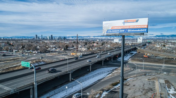 Billboard Aerial 2