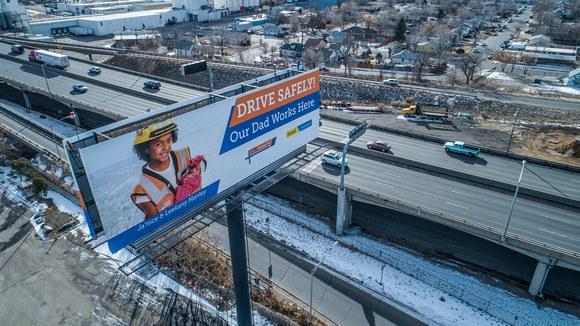 Billboard Aerial