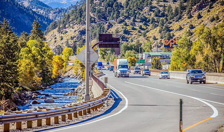 I-70 Mountain Creek