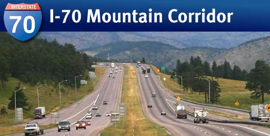i-70 Mountain Corridor Header