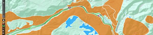 home widget map detail image