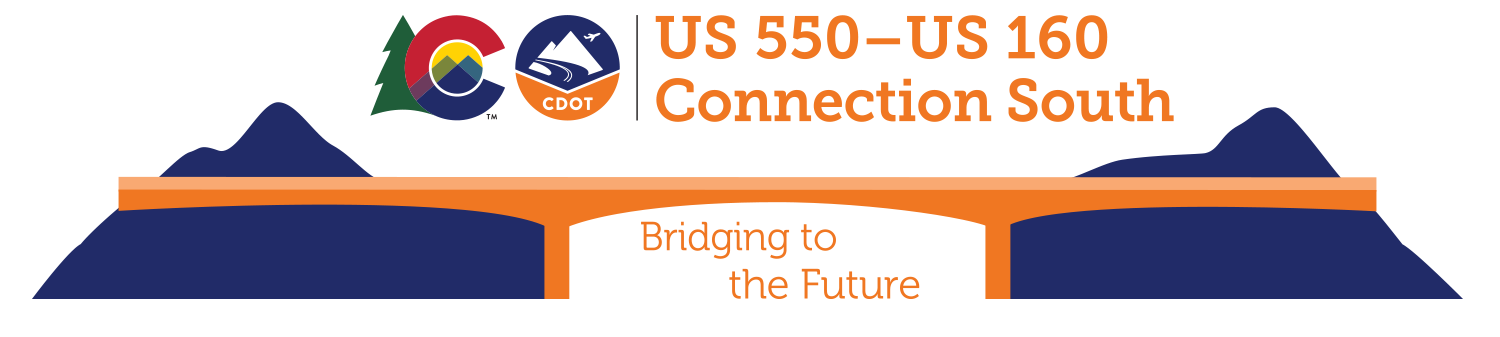 US 550 project logo