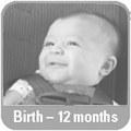 0-12 months image BW thumbnail image