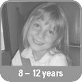 8-12 years image BW thumbnail image