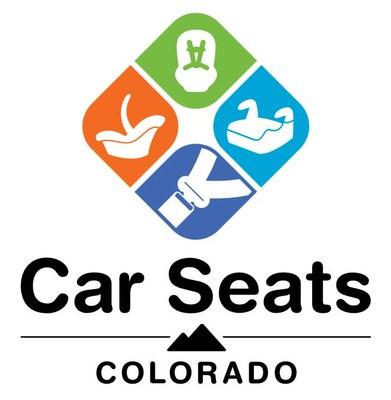 Car Seats Colorado decorative logo