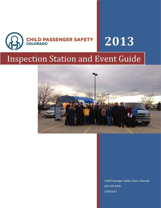 CPSTC Inspection Station Guide 2013 detail image