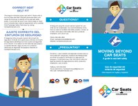 Child Safety Brochure (seat belts)