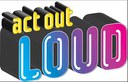 Act Out Loud Logo
