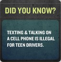 Cellphone Banner Teen Home