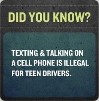 Cellphone Banner Teen Home