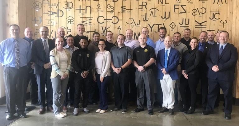 CDOT graduates 13 Drug Recognition Expert from DUI Training Program