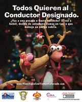 Mistletoe Poster Spanish