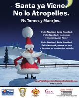Santa Poster Spanish