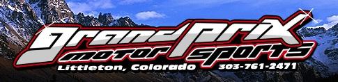 Grand Prix Motor Sports - color logo detail image