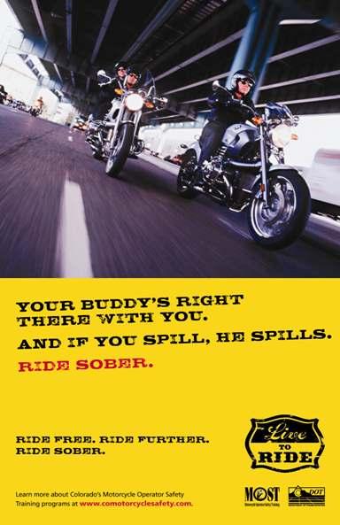 Ride Sober Buddy poster detail image