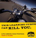 This learning curve can kill you. thumbnail image