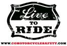 Live to Ride Logo