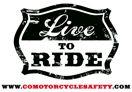 Live to Ride Logo detail image