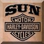 Sun Harley Davidson detail image