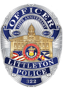Littleton Police Department logo thumbnail image