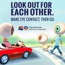 CDOT Pedestrian Look Out