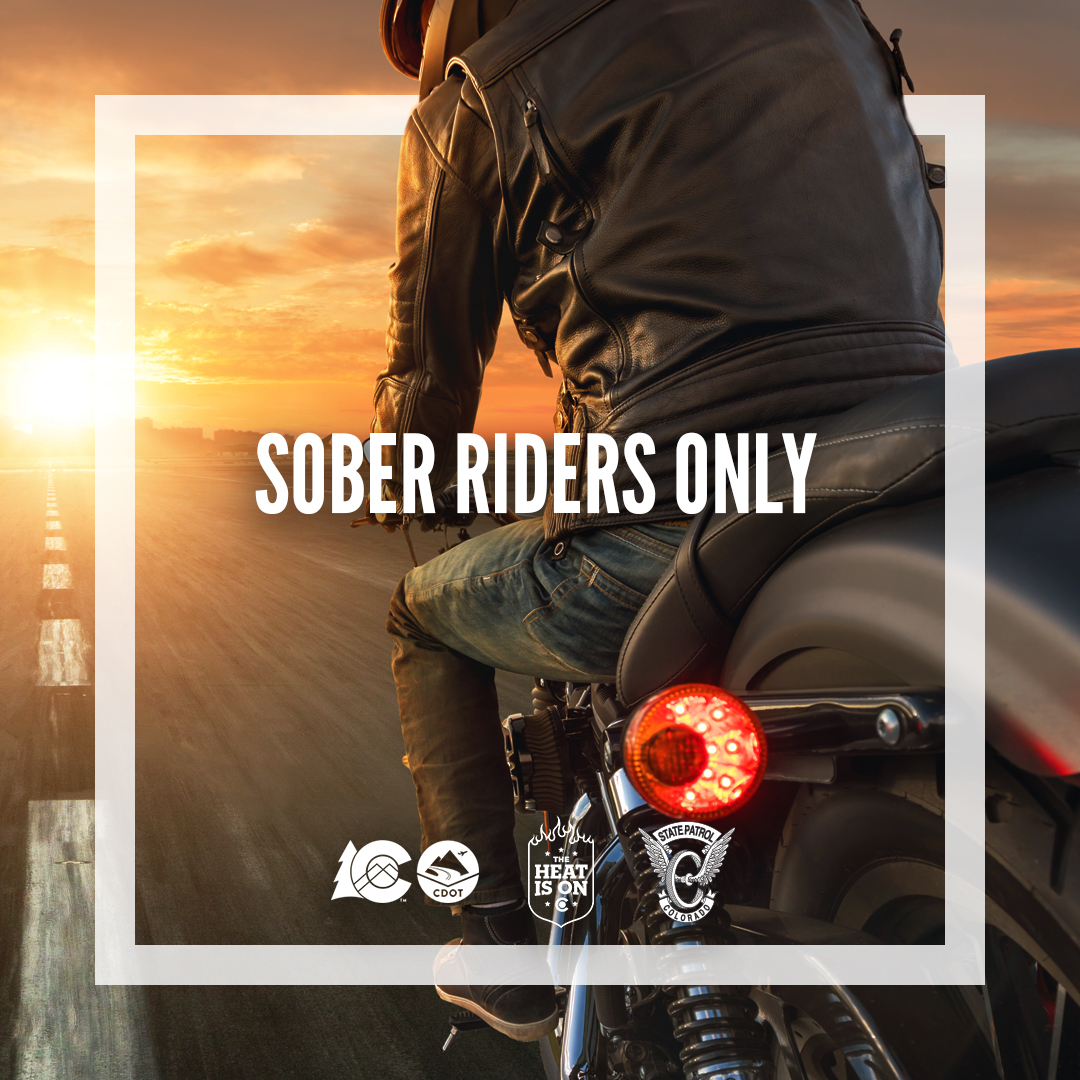 sober riders only, motorcycle