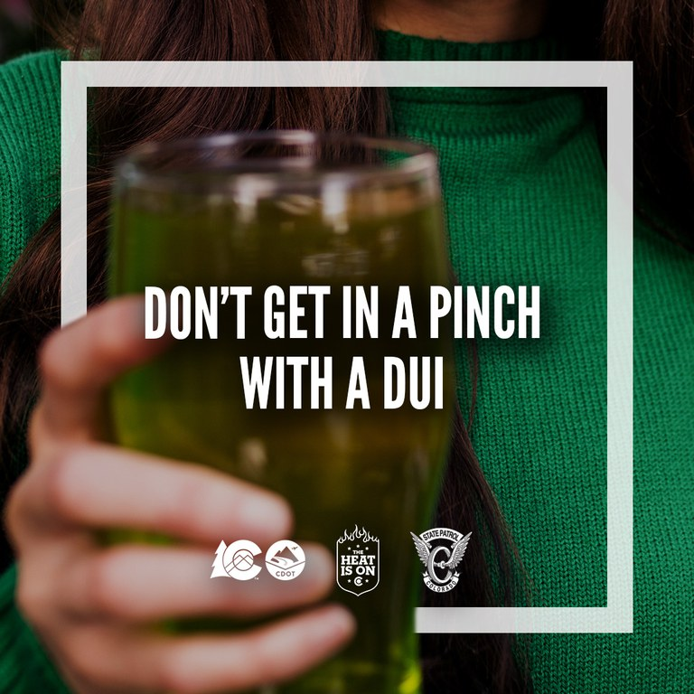 Don't get in a pinch with a DUI