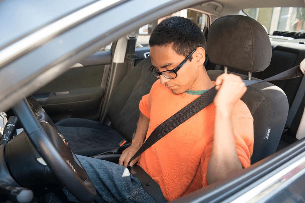 Seatbelt Photo