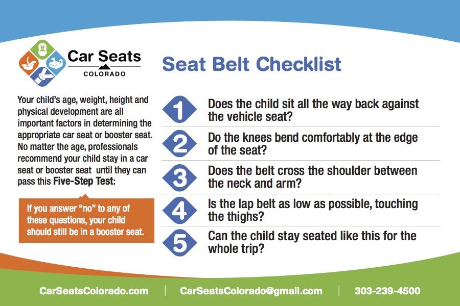 CSP Safety Card
