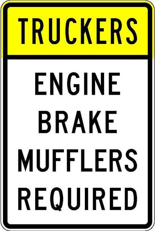 R52-7a Truckers - Engine Brake Mufflers Required JPEG