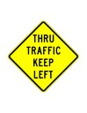 W4-7aL Thru Traffic Keep Left JPEG