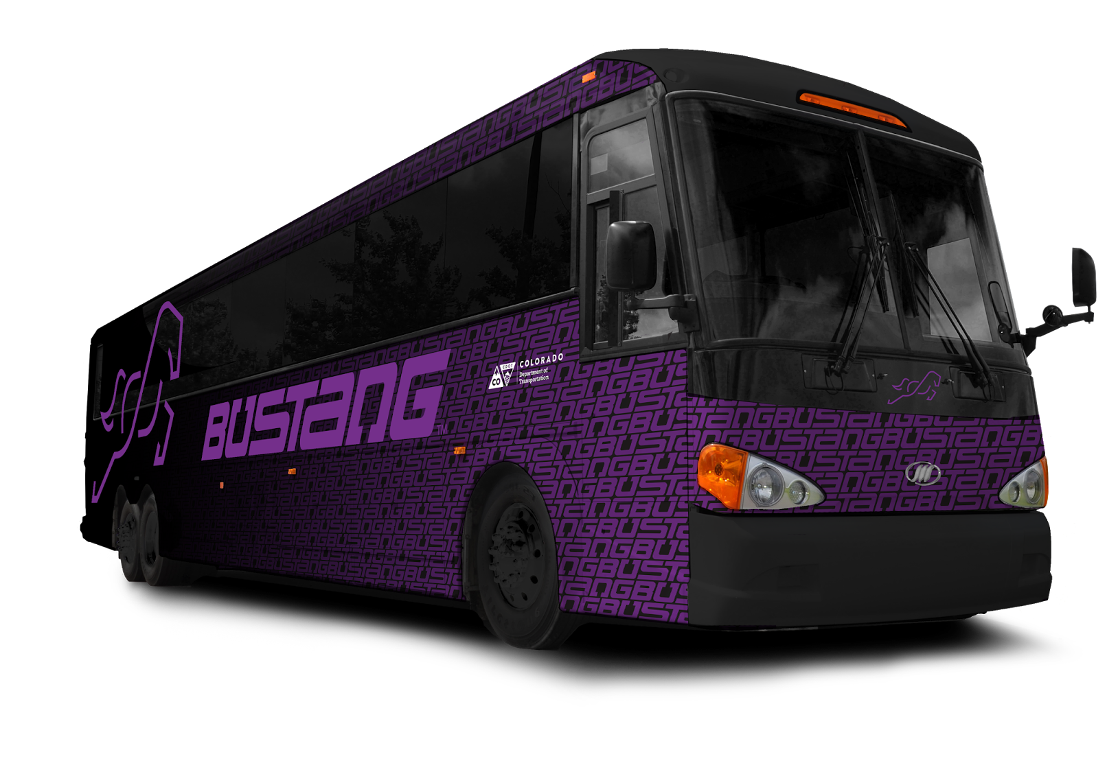 Bustang Bus Glenwood Springs to Denver