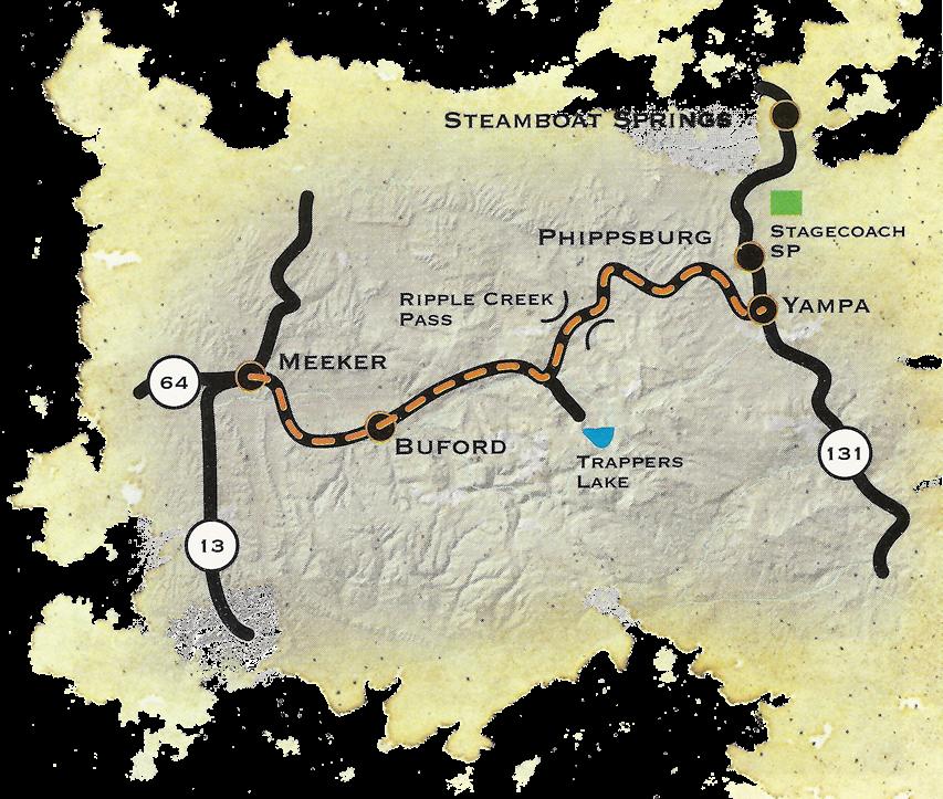 Flat Tops Trail