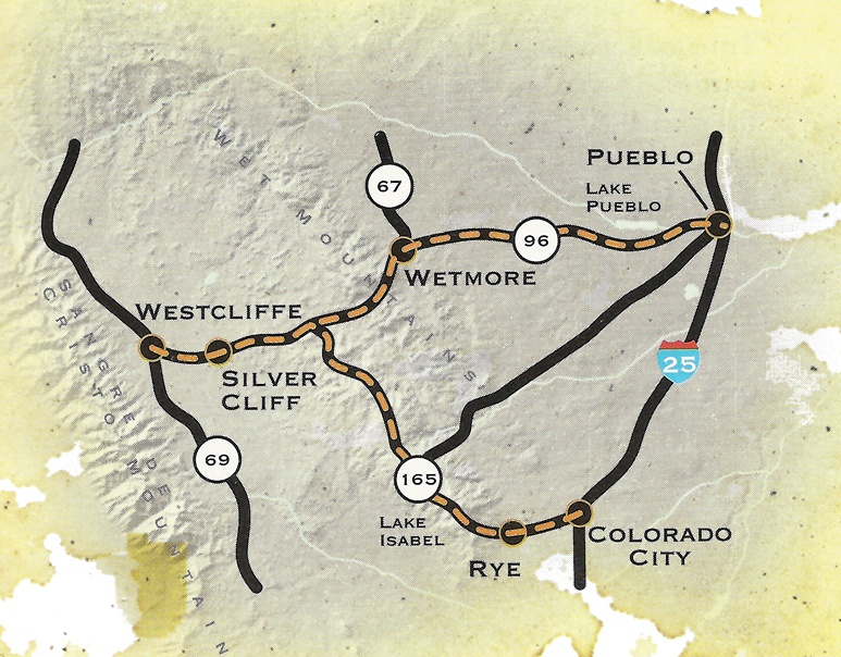 Frontier Pathways Map