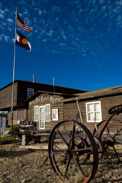 Cache la Poudre - Pioneer Museum, Walden