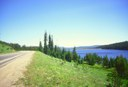 Joe Wright Reservoir