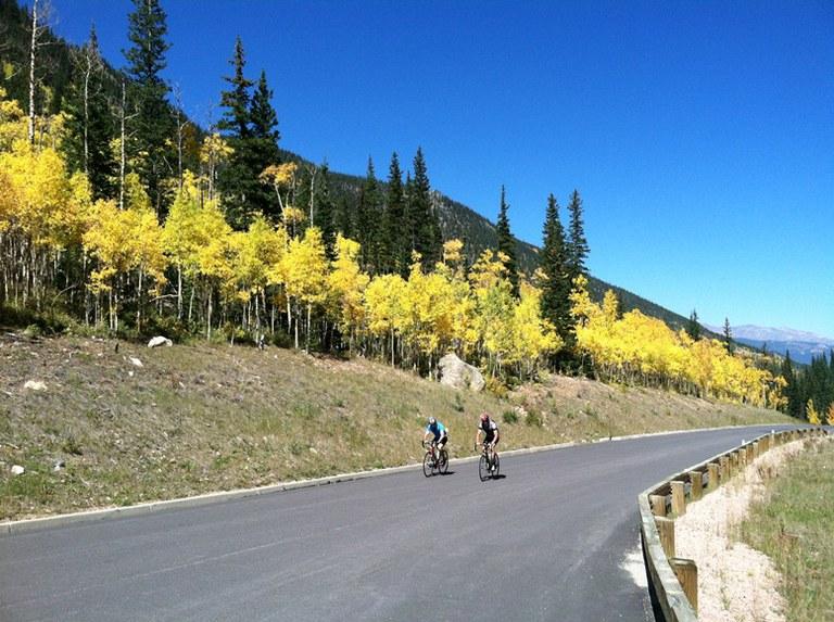 Guanella Pass Bike Way