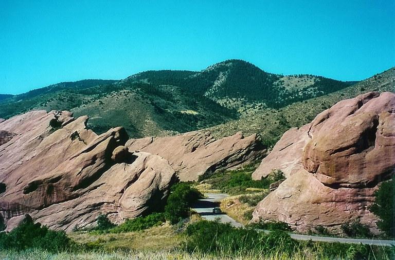 Lariat Loop- Red Rocks Park