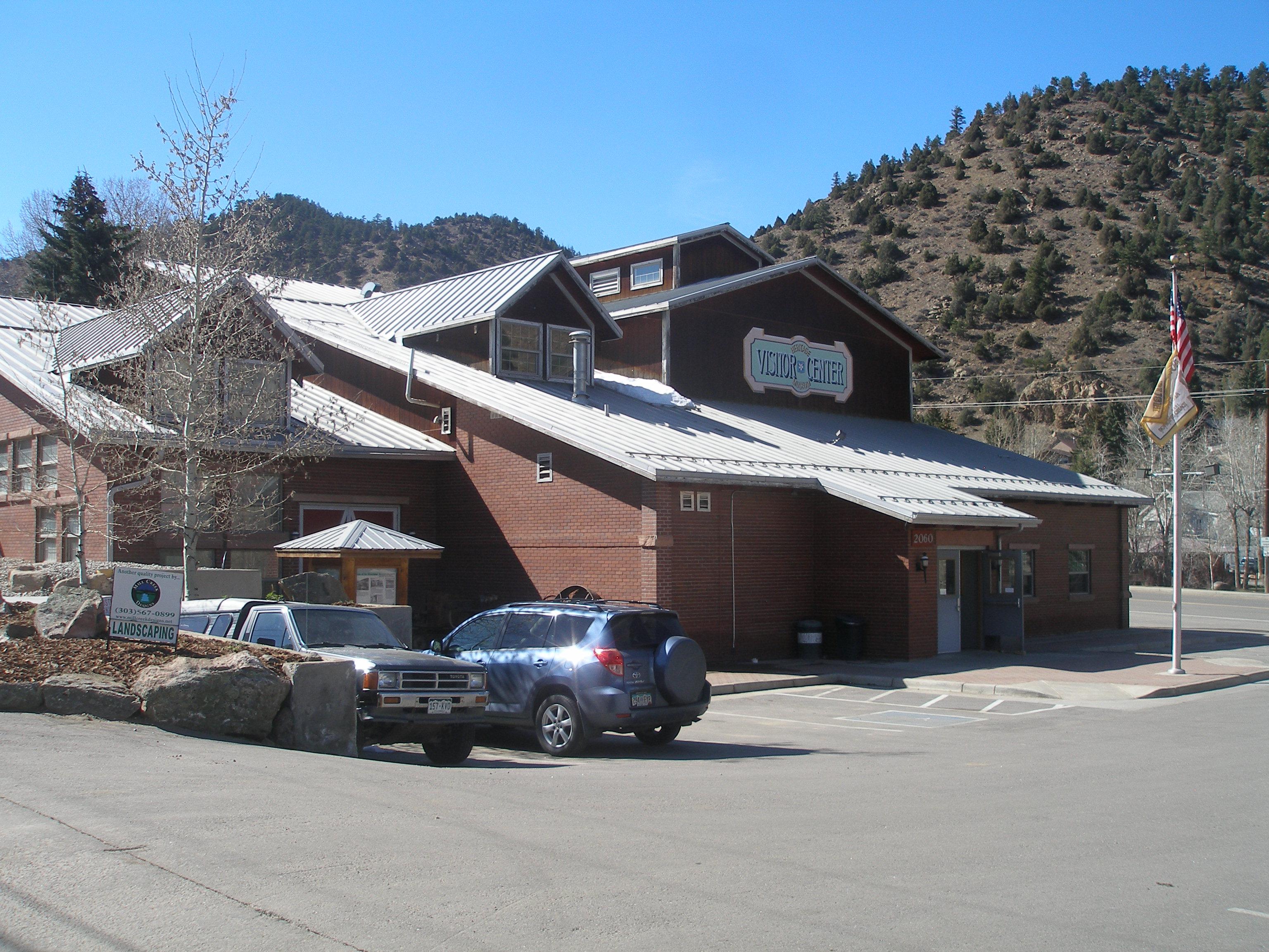 Idaho Springs Heritage Museum detail image
