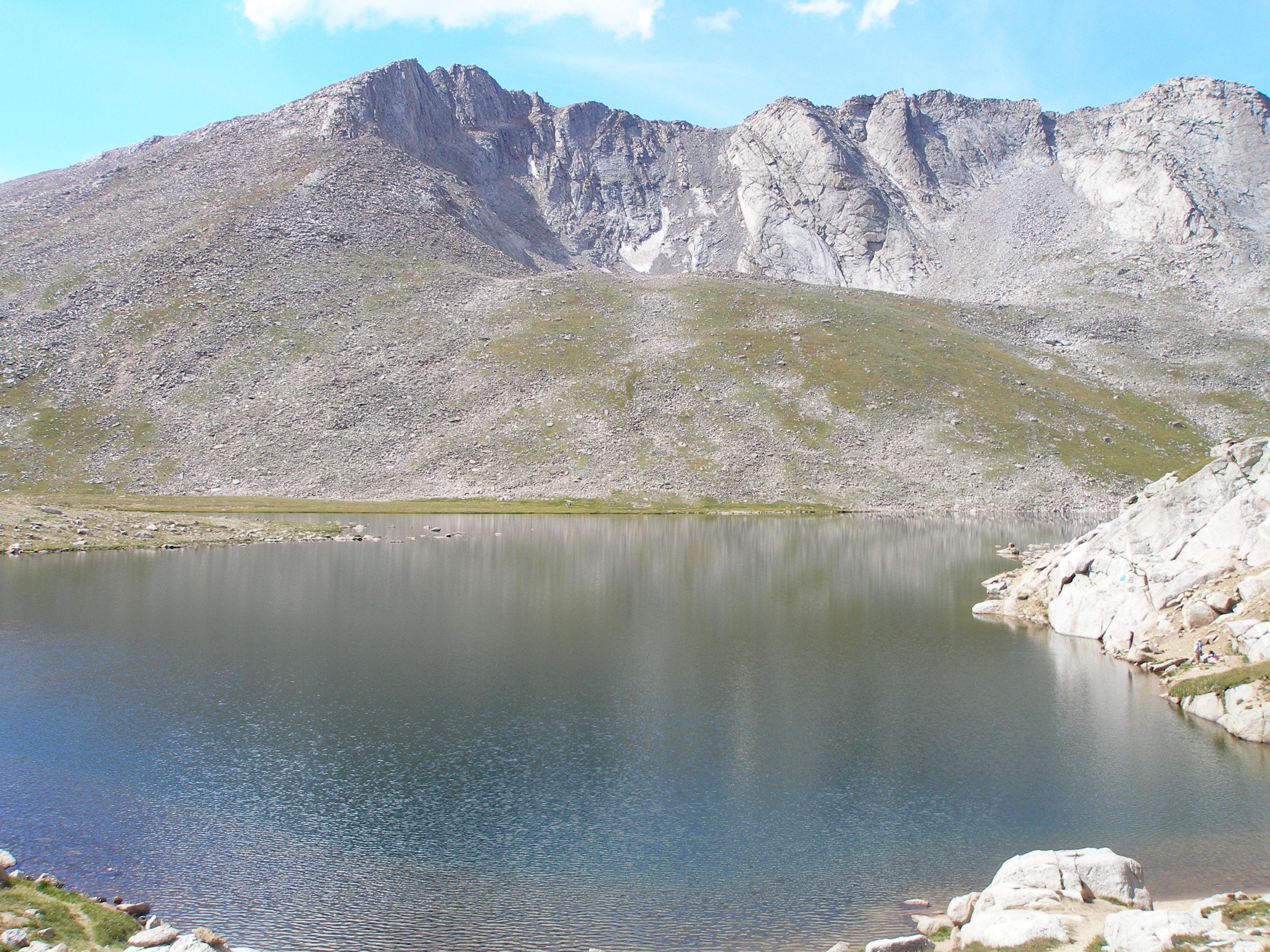 Mt. Evans- Summit Lake detail image
