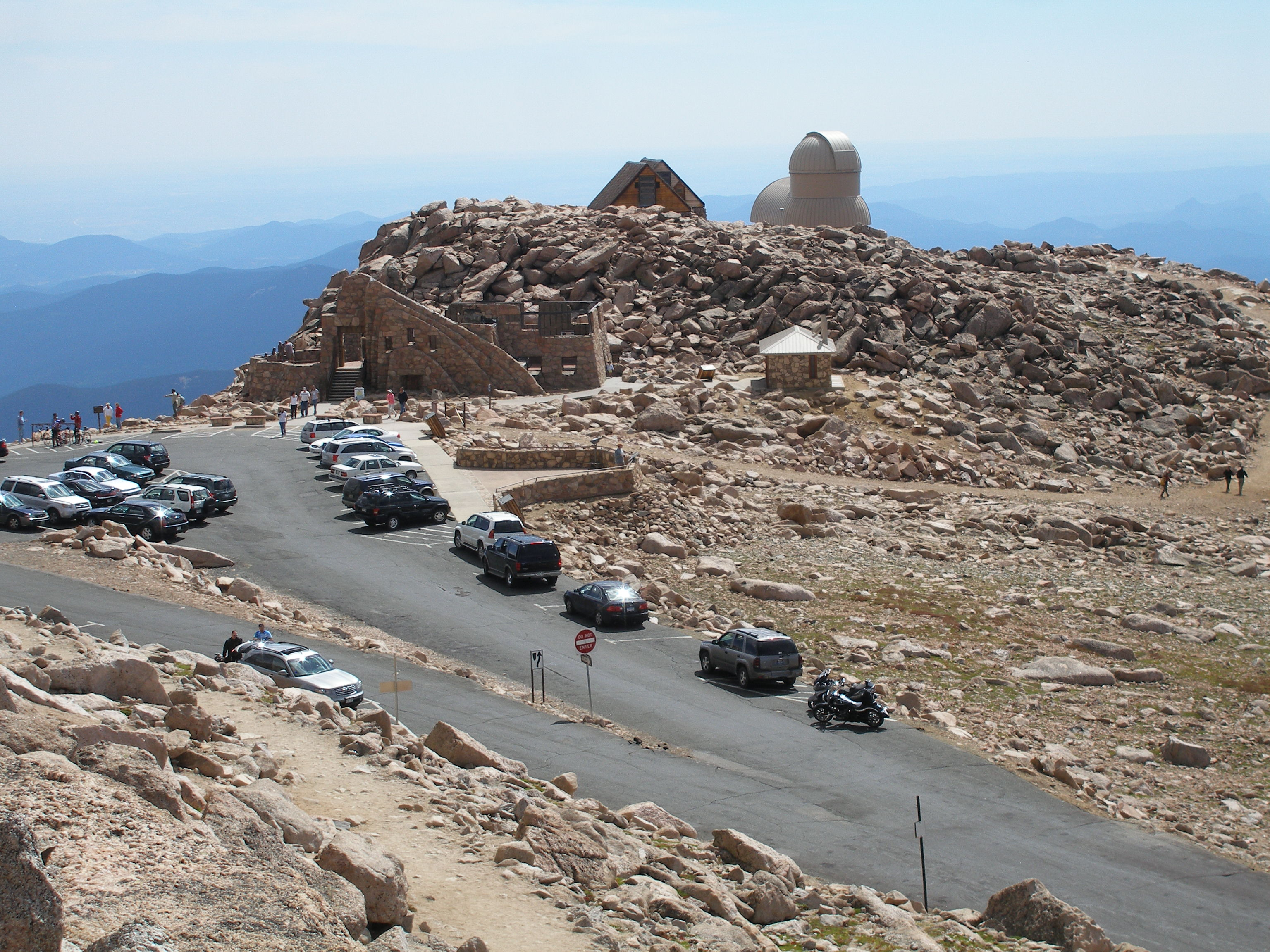 Summit Parking detail image