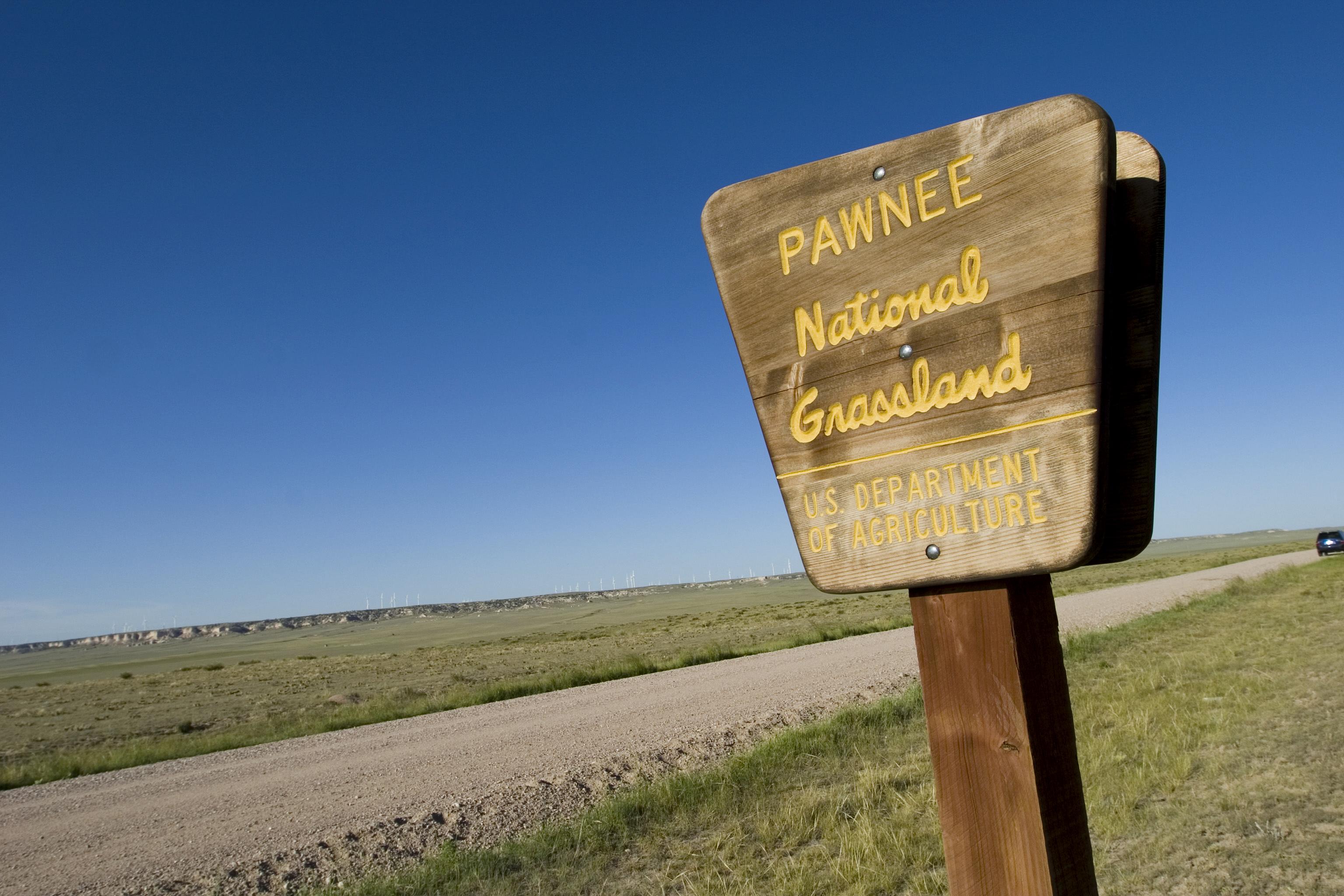 National National Grasslands detail image